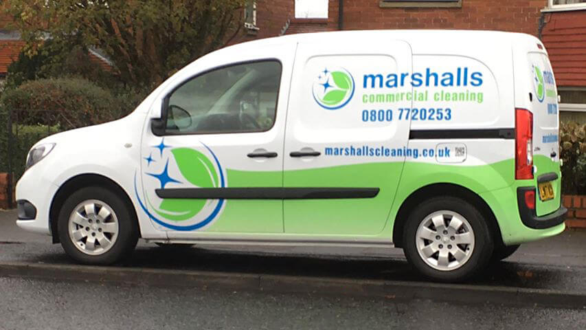 Marshalls Commercial Cleaning