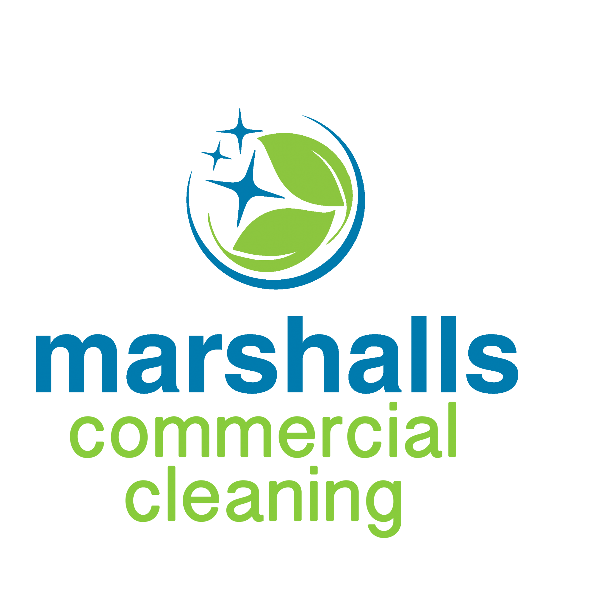 marshalls commercial cleaning full logo