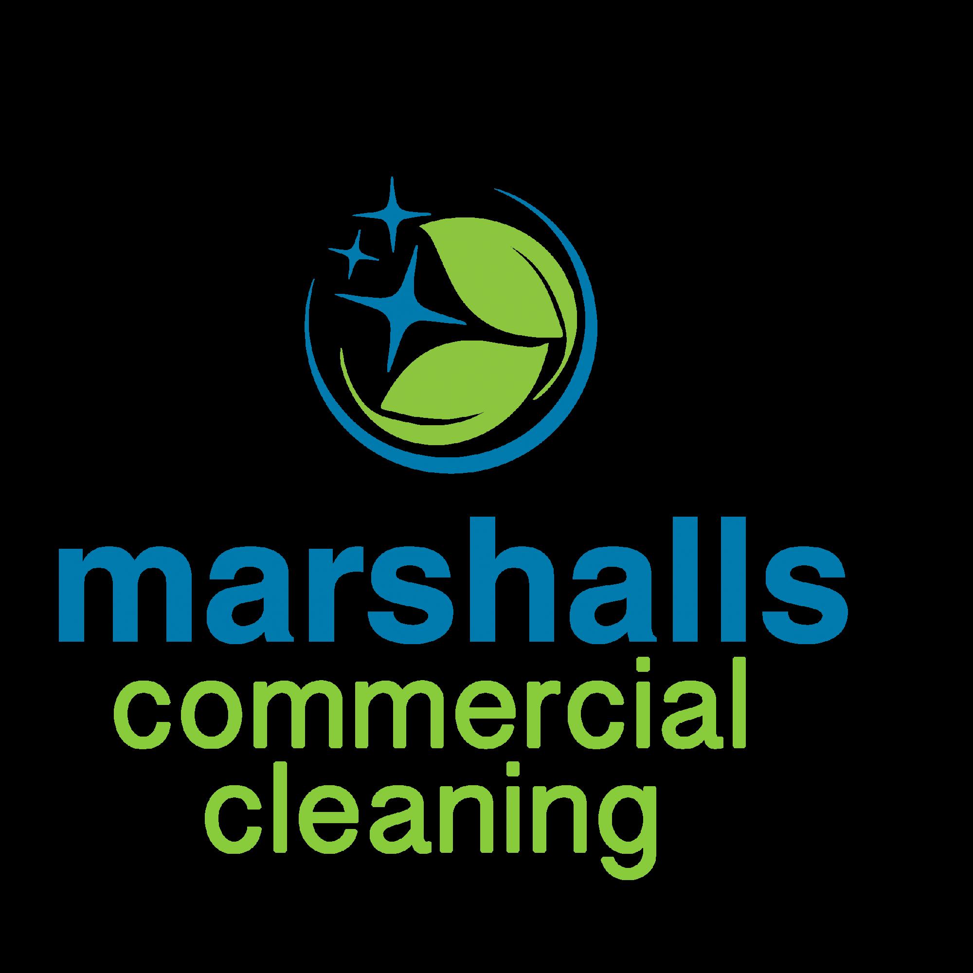 marshalls commercial cleaning full logo
